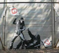 banksy-peace-and-love